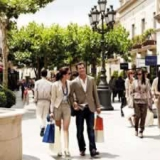 La Roca Village Outlet Shopping